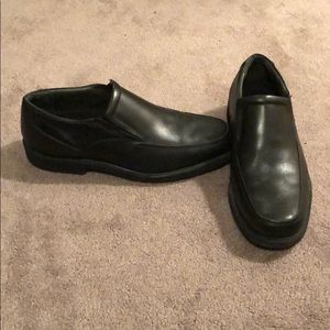 Rockport Slip-On Dress Shoes - Black